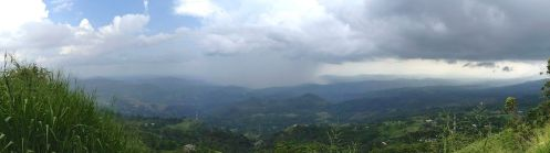 Rain Panorama